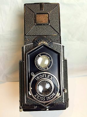 "Zeiss Ikoflex ""Coffee Can"" 850/16 Version II TLR Camera."