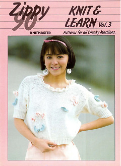 Zippy 90 Knit and Learn Vol 3