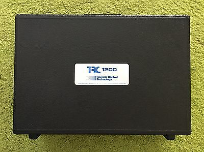 TRC 1200 Remote Control Technology. Irrigation System. New