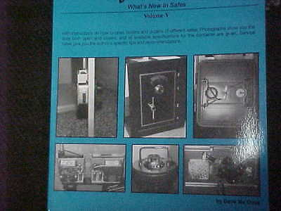 NEW VOL.5  Guide to Safe Opening by Dave McOmie, Locksmith,Safe tech.student