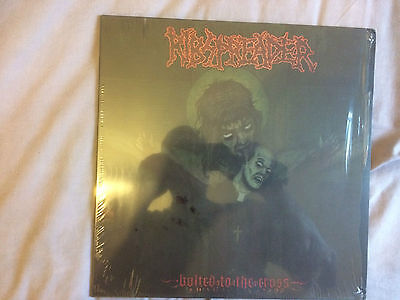 Ribspreader – 2013 Bolted To The Cross (Red vinyl)