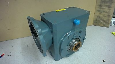"Boston Gear Sf72640Nb76  X, 1-7/16"" Hollow Shaft Gear Reducer, 40:1 Ratio,"