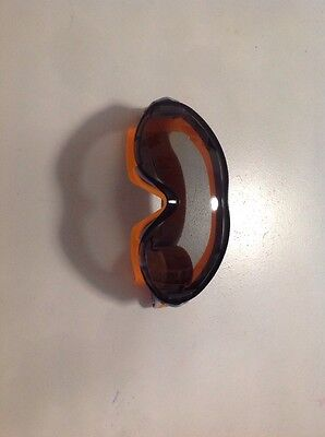 Mono Goggles Uvex Ultrasonic Shaded Safety 9302-346