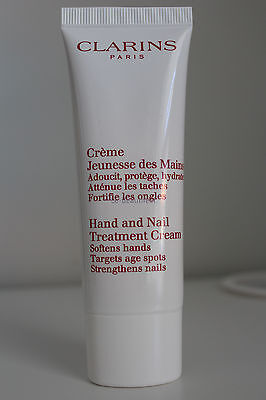 Clarins Hand and Nail Treatment Cream 30mL New, Unboxed