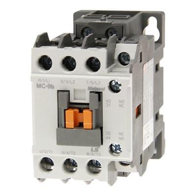 Mc-9B-415 400V ~ 415V Contactor 3 Pole Rated To 4Kw Rated To 9A - Rf224D