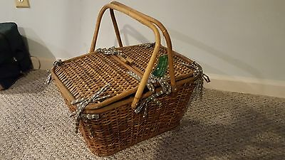 Asian Accent Collection Picnic Basket