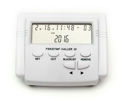 Universal PRO Call Blocker - Compatible Major Local Landline Carriers & VoIP