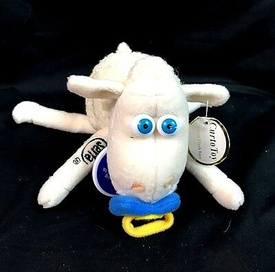 """Serta 2000 Counting Sheep Baby 1/16 With Pacifier 5"""" Parents out of work TAGS"""