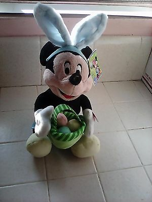 Animated Easter Mickey