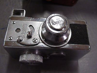 Steky Subminiature Camera made in Tokyo Japan for 16 mm Film
