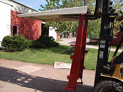 New Canopy And Canopy Support For Farmall/international 706-1466
