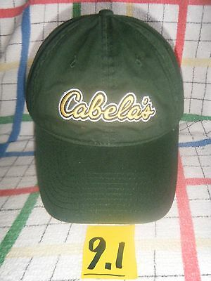 Cabela's Outfiters  Baseball HaCap