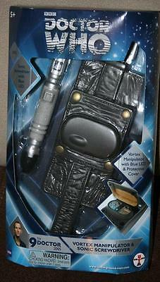 Doctor Who Vortex Manipulator and Sonic Screwdriver Set Sealed Minty LAST ONE