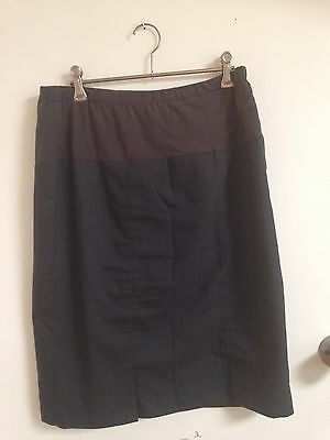 Maternity Business Skirt