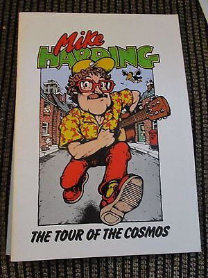 Mike Harding Vintage Tour Of The Cosmos Souvenir