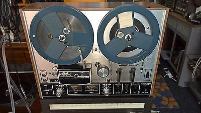 Akai 4000DS Mk 11 4 track Vintage reel to reel tape machine