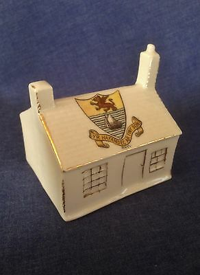 Crested China. Gemma. Rhyl. Cottage.