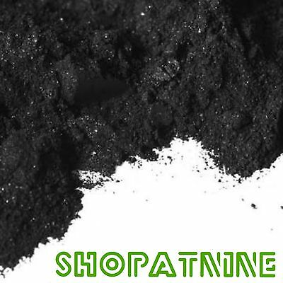 Activated Charcoal/Carbon Powder | Food Grade | High Quality | 25g 50g 100g 200g
