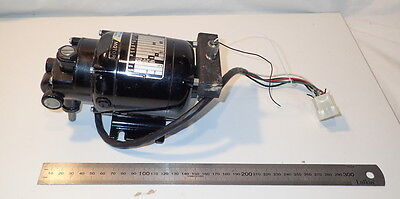 Bodine Electric Company DC Motor 115Volt, with geared speed reduction