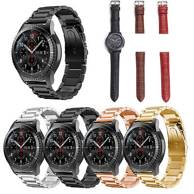 For Samsung Gear S3 Classic/Frontier Watch Strap Bracelet Wrist Band Accessories