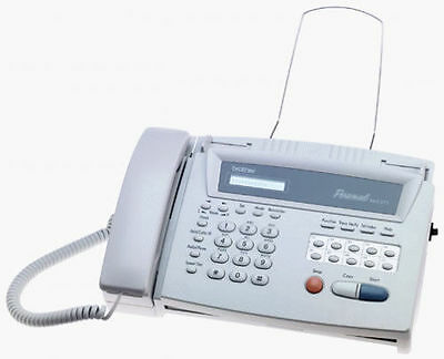 Brother FAX-275 Thermal Transfer Fax Machine -Monochrome Copier with Caller ID
