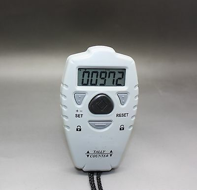 MULTIFUNCTION Tally Counter Hand Held Clicker
