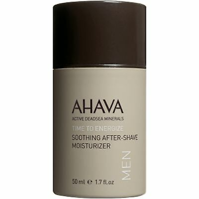 After-shave Moisturiser with Ginko Biloba Leaf Extract 50ml