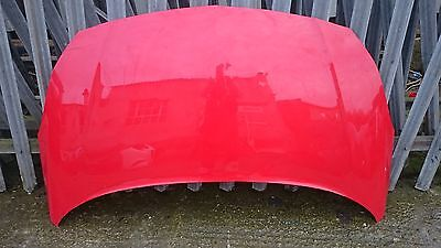 Genuine Vauxhall Corsa E 2015-On 3/5 Door Bonnet In Red