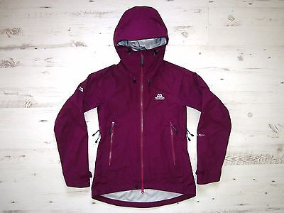 Mountain Equipment Arclight Women's Waterproof Jacket UK8 RRP£270