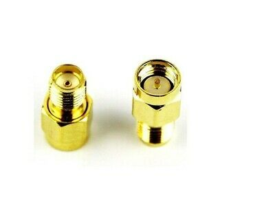 SMA Male to SMA Female Connector Adapter      F9989K