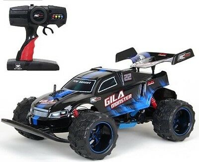 New Bright Pro F/F 12.8V GILA MONSTER RC Car (1:8 Scale) COLLECTION ONLY