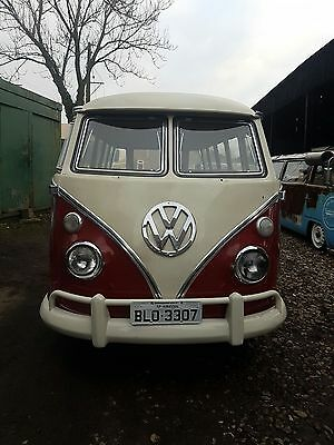 Vw Splitscreen 1965