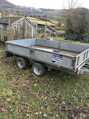 Ifor Williams trailer LM105