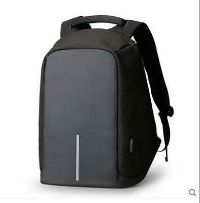 """15.6"""" Anti-Theft Backpack Water Repellent Design with USB Port Bobby Travel Bag"""