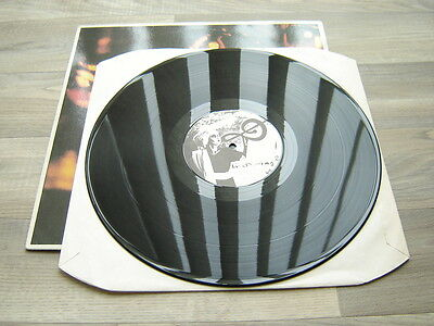 goth LP post punk rock 80s *EX* uk indie PLAY DEAD The First Flower 1983 gothic