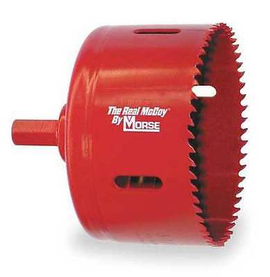 MORSE TAC41 Hole Saw, Bi-Metal, Saw Dia 2-9/16""