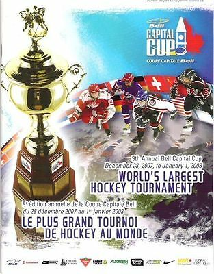 Bell Capital Cup 2008 Festival Official Program