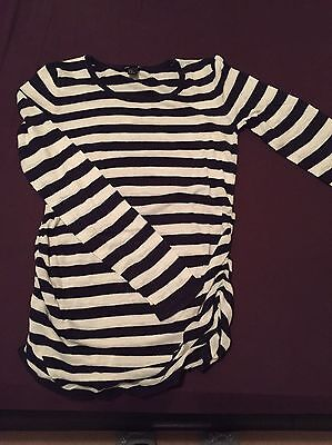 8 Maternity Tops Mix Size 12 and 14