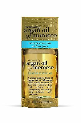 Ogx Renewing Argan Oil of Morocco Penetrating Oil for All Hair Types100ml