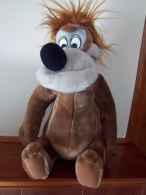 AdORaBLe Disney Song of the South BRER BEAR  Plush Toy Vintage ???