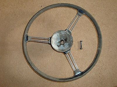Land Rover Steering Wheel for Series 1, 2, and early 2A