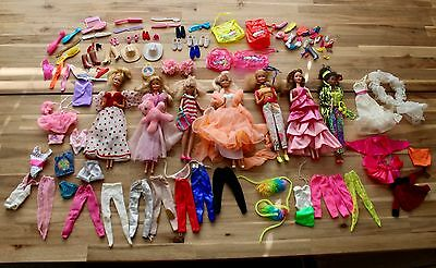 Barbie Dolls and Accessories from 1980's and 1990's