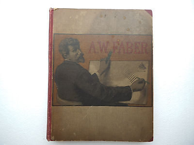 ------------ A W  Faber Castell Catalog 1911 ------------- Rotring  Staedtler
