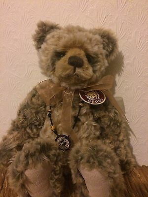 Charlie Bears Libby 11.5 Inch Bear - Excellent Condition With Tags