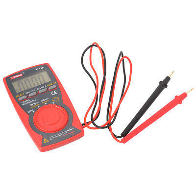 Pocket Digital Multimeter Volt Resistance Capacitance Frequency Meter Hz BI170