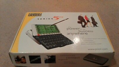 Psion Series 5MX Palmtop Computer PDA - in original packaging, mint condition.