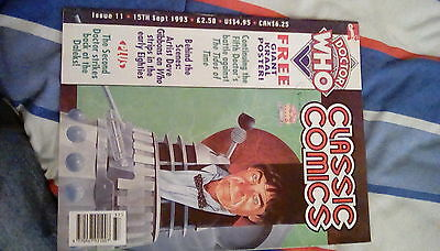 Doctor Who Classic Comics Issue 11