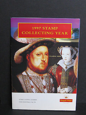 1997 Stamp Collecting Year Pamphlet