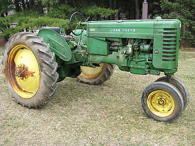 Antique JD Model MT