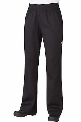Chef Works Women's Essential Baggy Chef Pant (PW005) XL